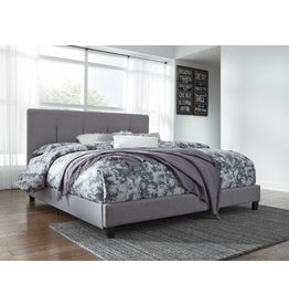 Signature Design GRAY B130-782 Dolante KING Upholstered Beds