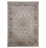 Signature Design Kyan Medium Rug - Blue/Ivory R401722