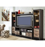 Signature Design LG TV STAND W/FIREPLACE OPTION