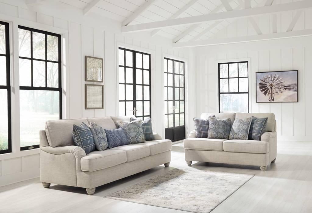 Signature Design Traemore Sofa- Linen 2740338