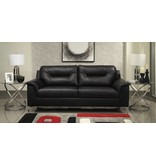 Benchcraft Tensas- Sofa Black, Faux Leather 3960438