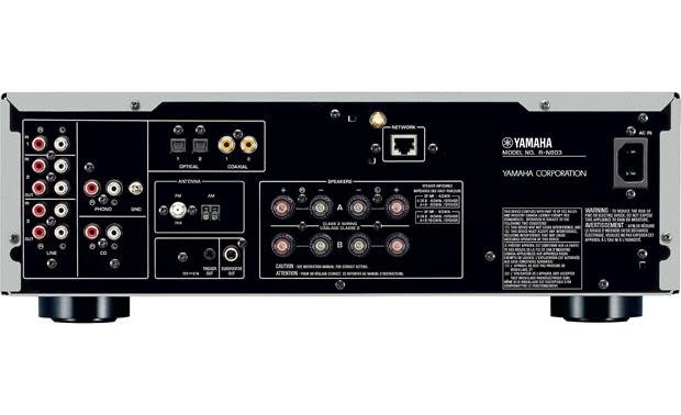 Yamaha Yamaha R-N803 100wpc Network Stereo Receiver with MusicCast
