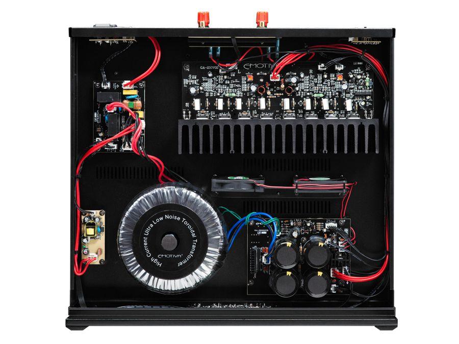 Emotiva Emotiva A-300 2ch Power Amplifier