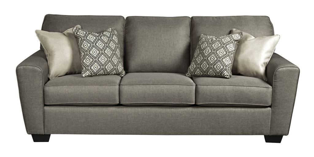 Signature Design Sofa- Calicho, Cashmere 9120238