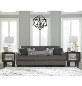 Signature Design Gilmer Sofa- Gunmetal 6560338