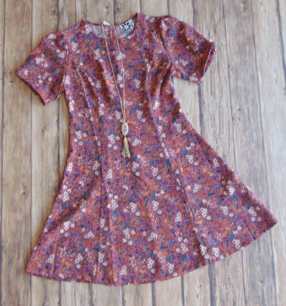 Tea At Ten Dress