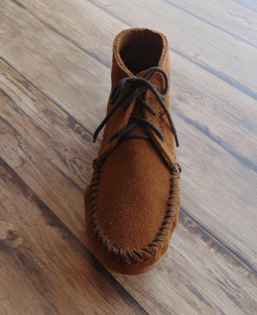 """Minnetonka Moccasins """"Suede Ankle Boot"""""""