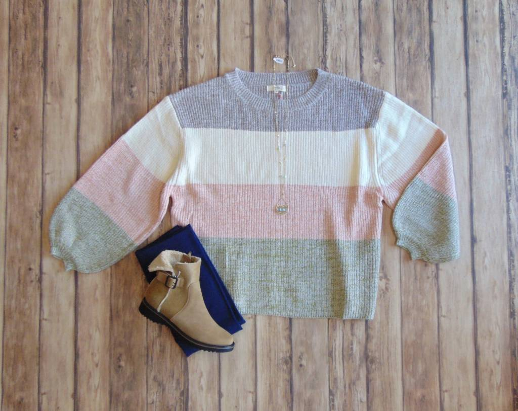 Gather With Friends Sweater