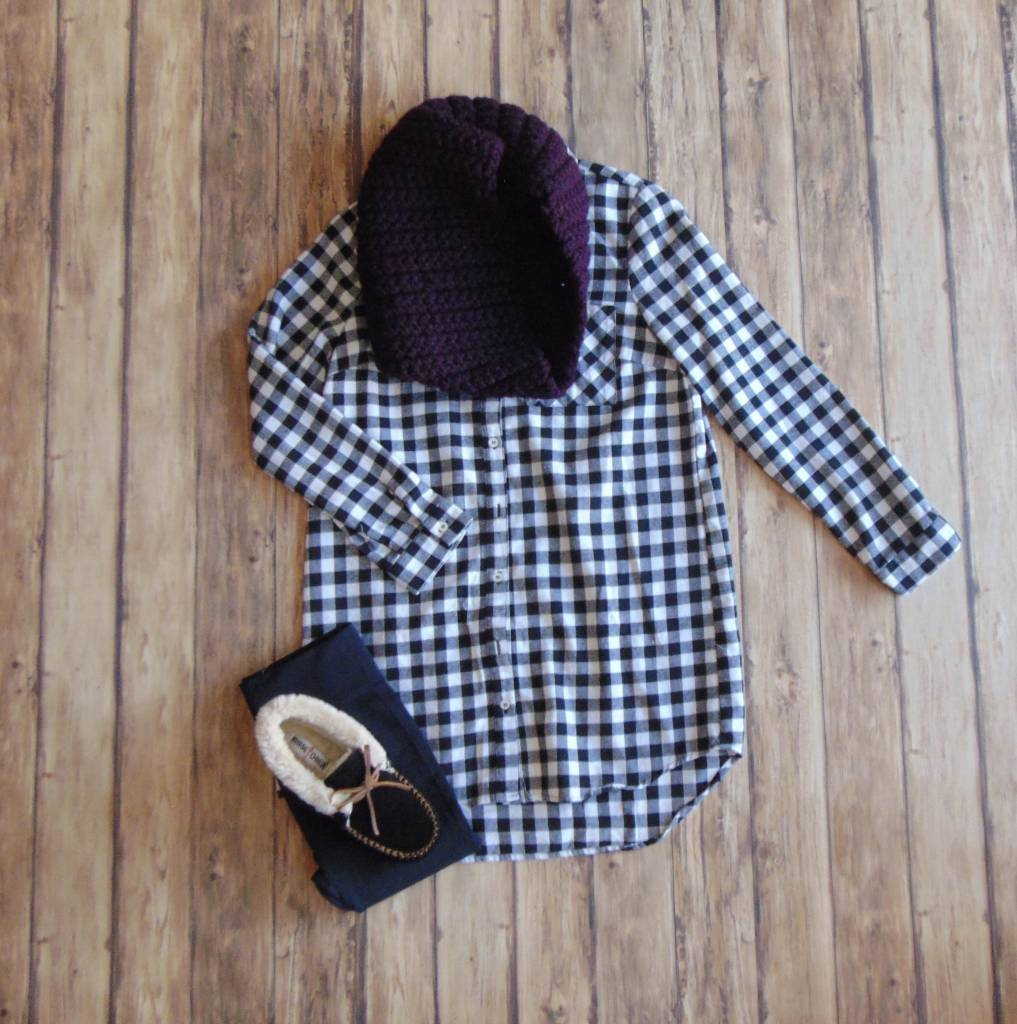 After All These Years Buffalo Plaid