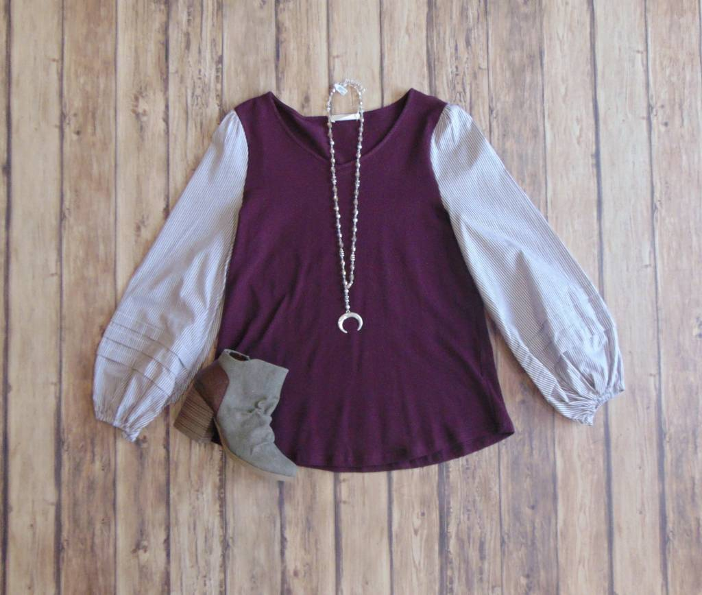 Time in the City Top