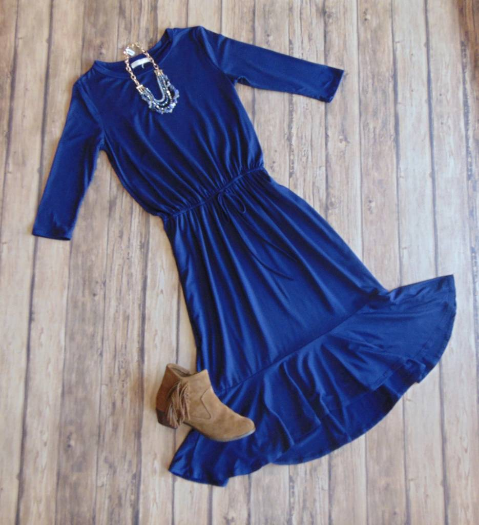 I'm Dreaming Midi Dress
