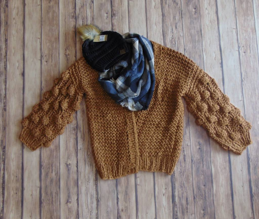 Wildest Dreams Knit Cardigan