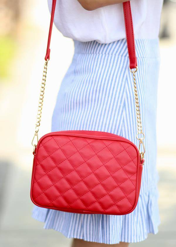 Lawrence Quilted Bag