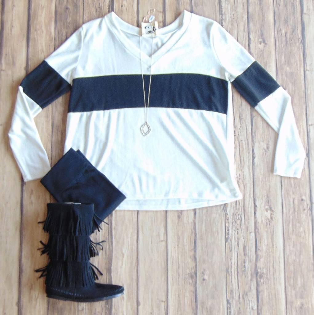 My Inspiration V-Neck Sweater
