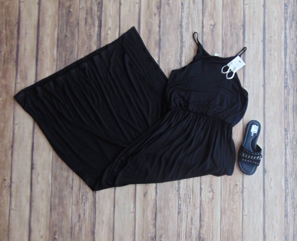 Good Times and Sunshine Maxi Dress