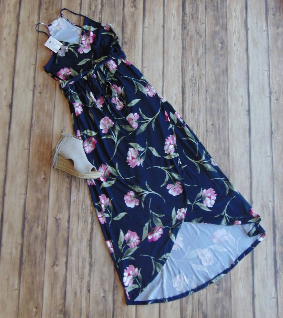 It's Magic Faux Wrap Maxi