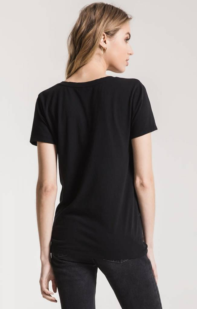"Z Supply ""The Twist Front Tee"""