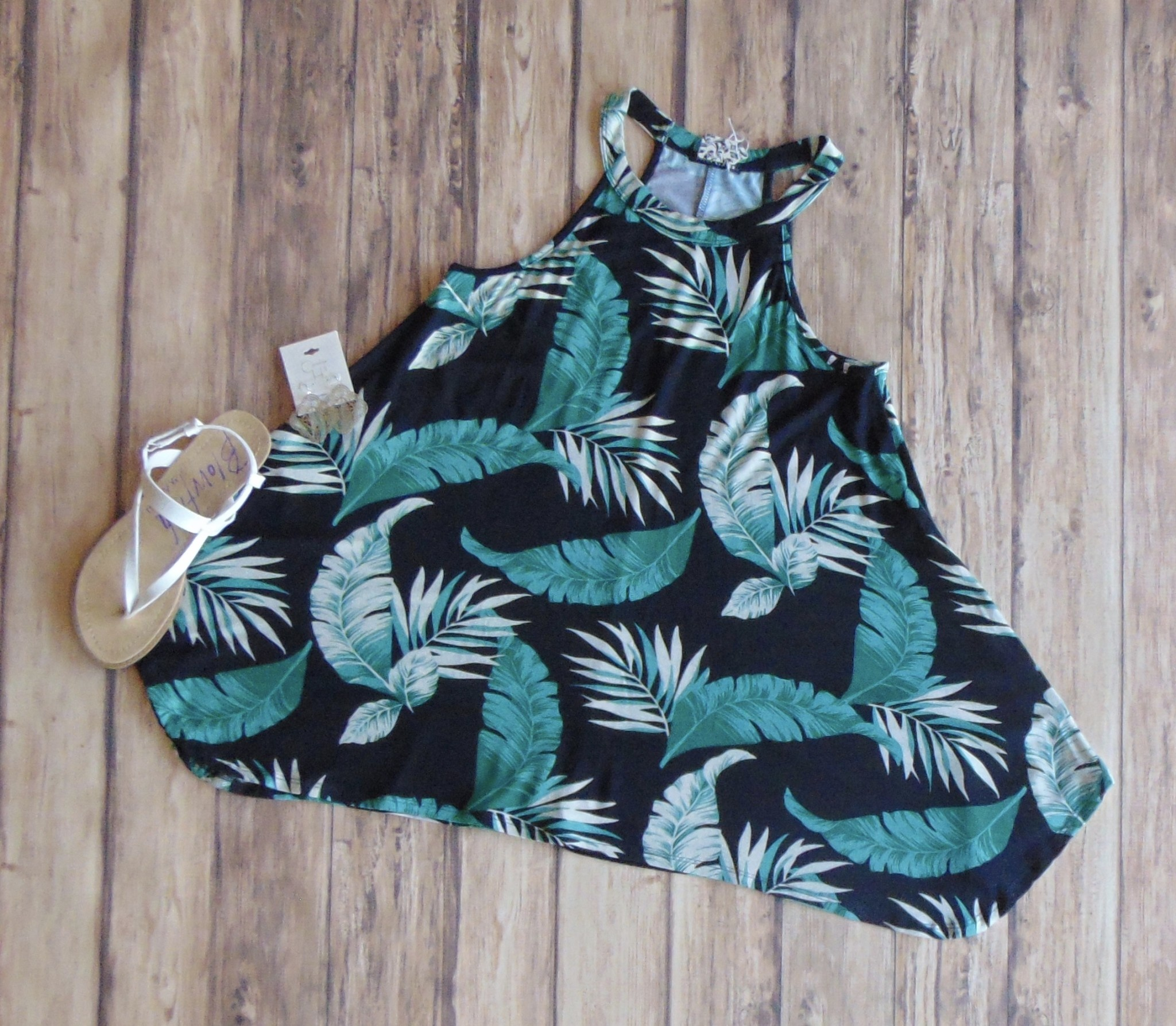That Palm Frond Life Tank