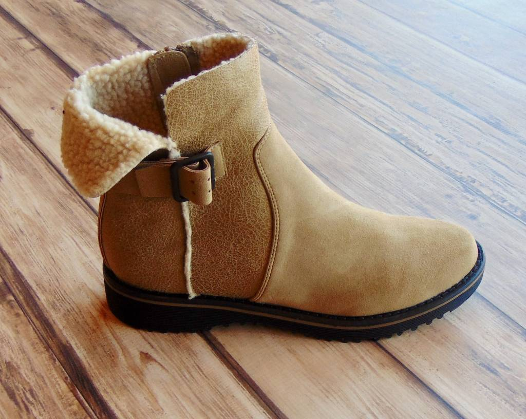 "Rocket Dog ""Marila"" Lined Ankle Boot"