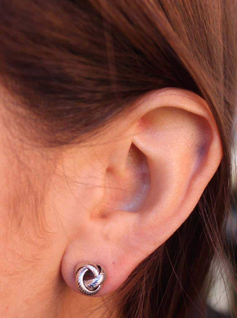 Annabell Knotted Studs