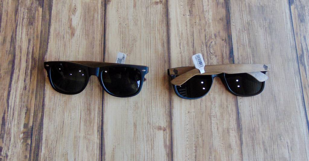 WearWood Wisconsin Sunglasses