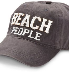 Beach People Dark Gray Hat