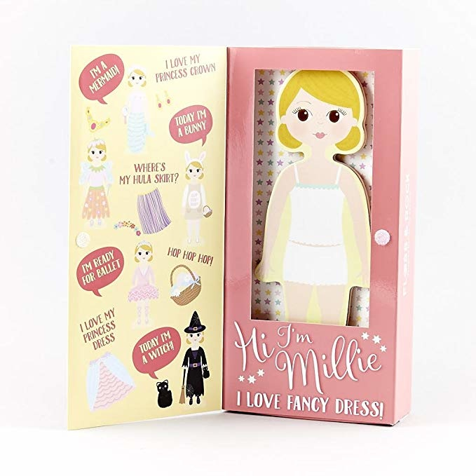 Millie Magnetic Dress Up