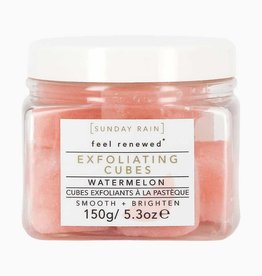 Watermelon Exfoliating Cubes