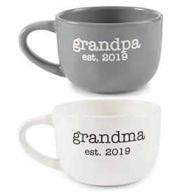 GRANDPA EST 2019 MUG