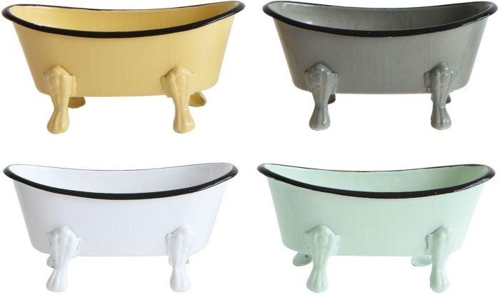 Metal Bathtub Soap Dish