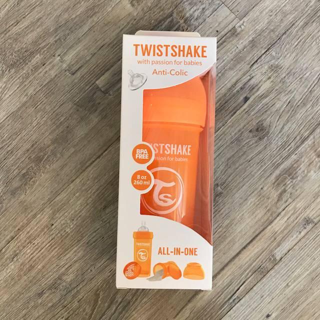 TwistShake Baby Bottle - 260ml