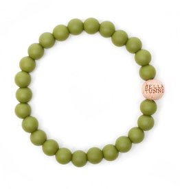 BT Teething Bracelet- Olive