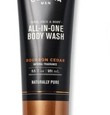 Olivina All-In-One Body Wash - Bourbon Cedar - 8.5 fl oz