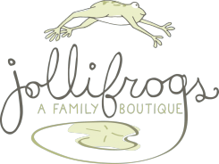 Jollifrogs is a gift boutique for all things family in Nashville, TN