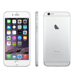 Apple iPhone 6 (16GB, Silver) - 30 Day Exchange