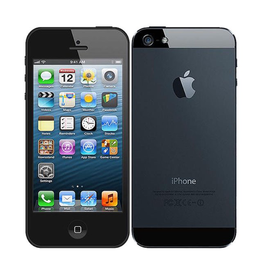 Apple iPhone 5 (32GB, Black) - 30 Day Exchange
