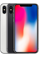 Apple iPhone X (64GB, Silver) - 30 Day Exchange