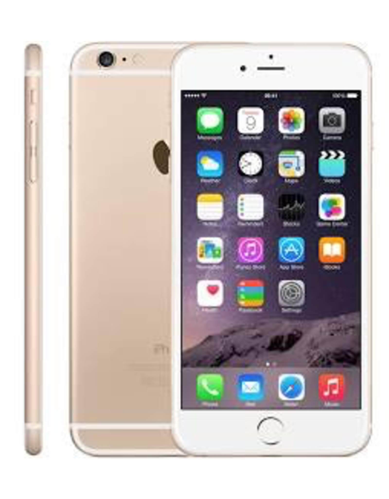 Apple iPhone 6s Plus (32GB, Gold) - 30 Day Exchange