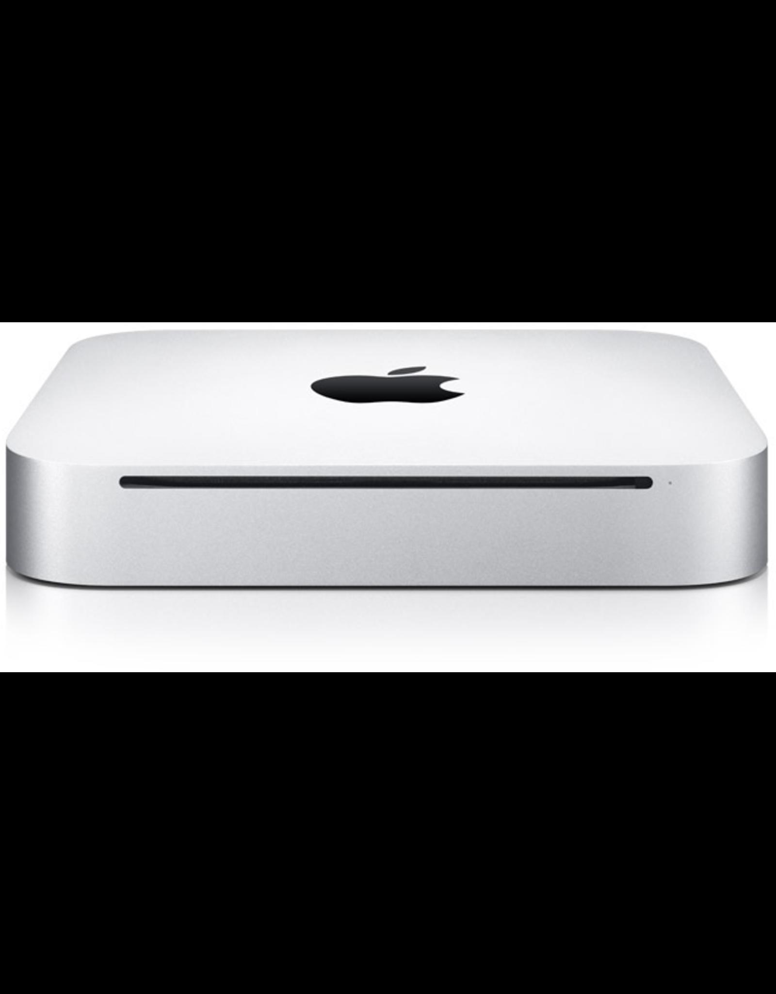 Apple Mac mini (Late 2010) - 2.4 GHz Intel Core 2 Duo / 4 GB / 500 GB HDD - 30 Days Exchange
