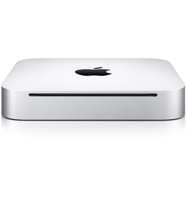 Apple Mac mini (Late 2010) - 2.4 GHz Intel Core 2 Duo / 4 GB / 500 GB HDD - 30 Days Exchange