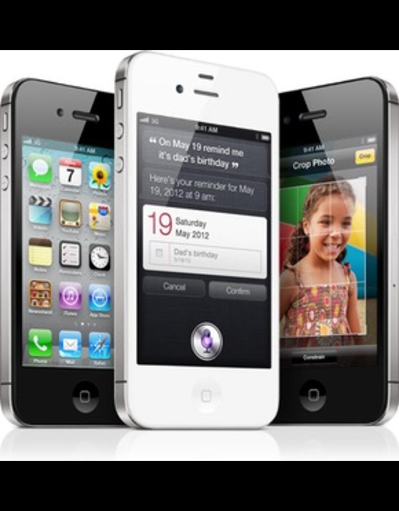 Apple iPhone 4S (16GB, White) - 30 Day Exchange