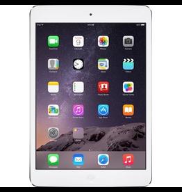 Apple iPad mini Wi-Fi 16GB  White and Silver - iOS 9.3.5 - 30 Day Exchange