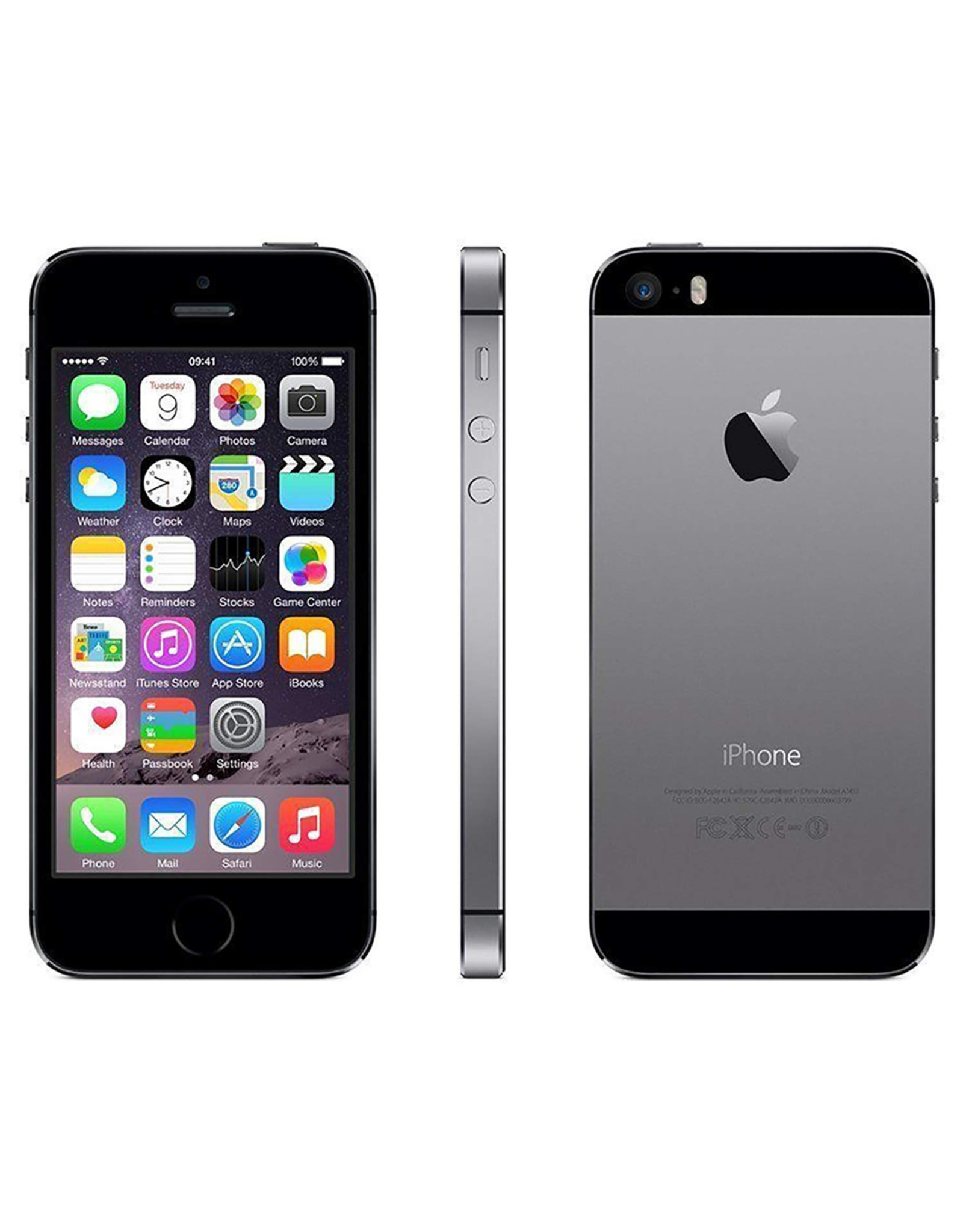 Apple iPhone 5S (16GB, Space Grey) - 30 Day Exchange