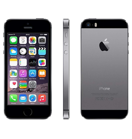 Apple iPhone 5S (16GB, Space Grey) - Unlocked -  30 Day Exchange