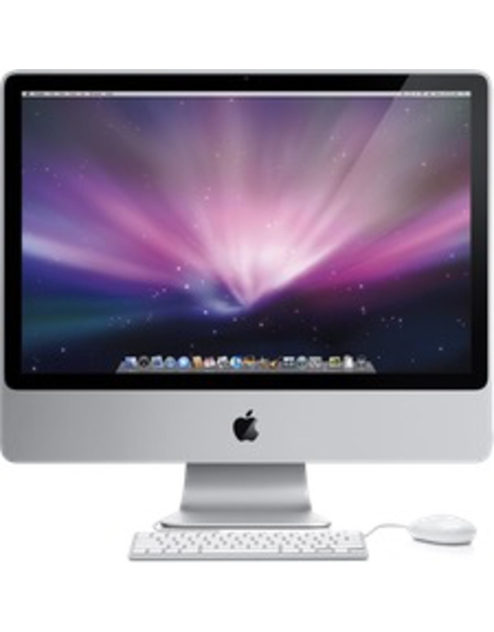 Apple iMac (20-inch Early 2008) / Intel Core 2 Duo 2.66 GHz / 320 GB HDD / 2GB RAM / 30 days exchange