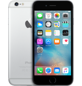 Apple iPhone 6 (128GB, Silver) - 30 Day Exchange