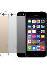 Apple iPhone 5s (64GB, Silver) - 30 Day Exchange