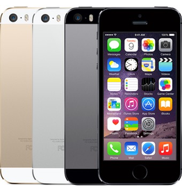 Apple iPhone 5s (32GB, Silver) - 30 Day Exchange