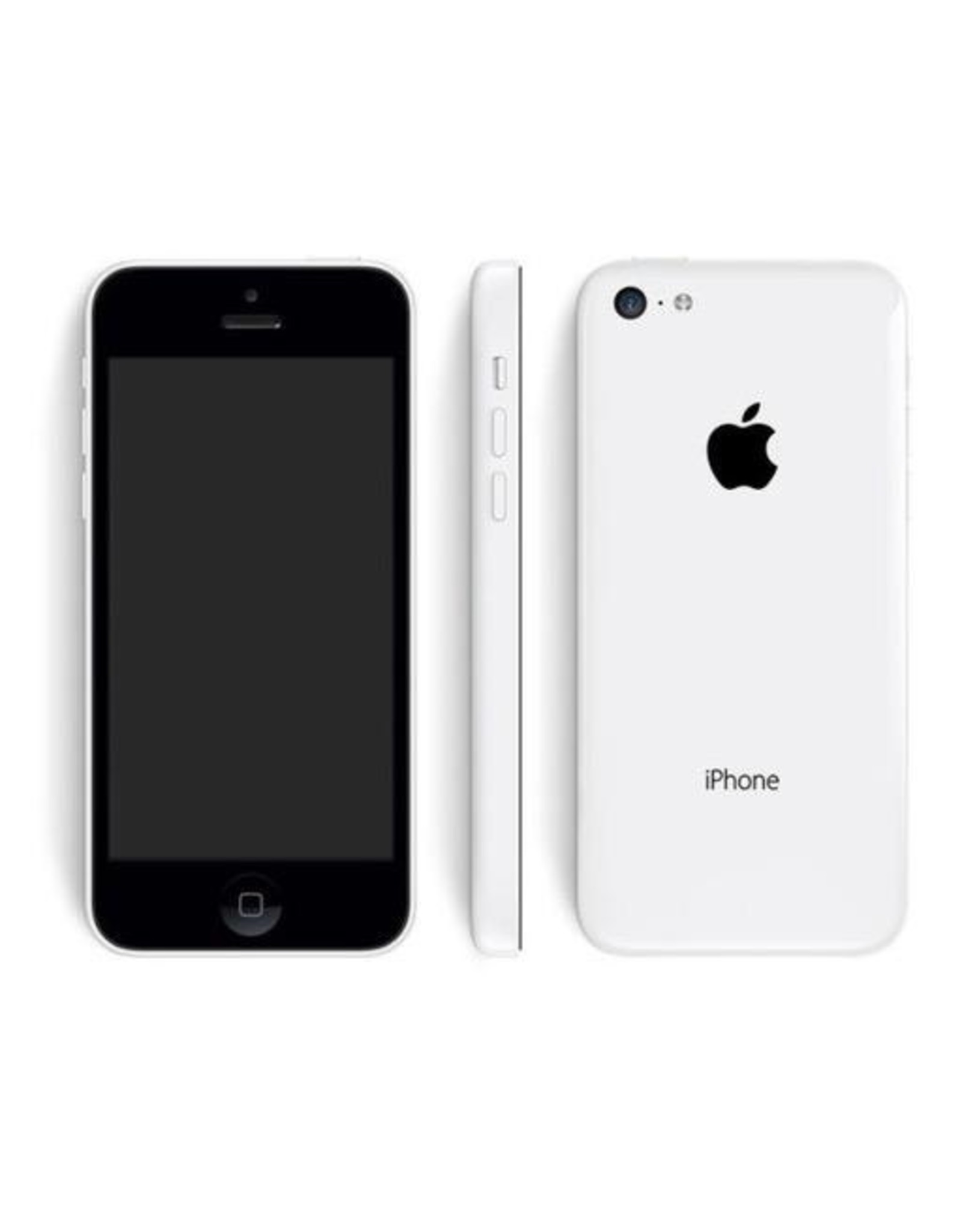 Apple iPhone 5c (16GB, White) - 30 Day Exchange