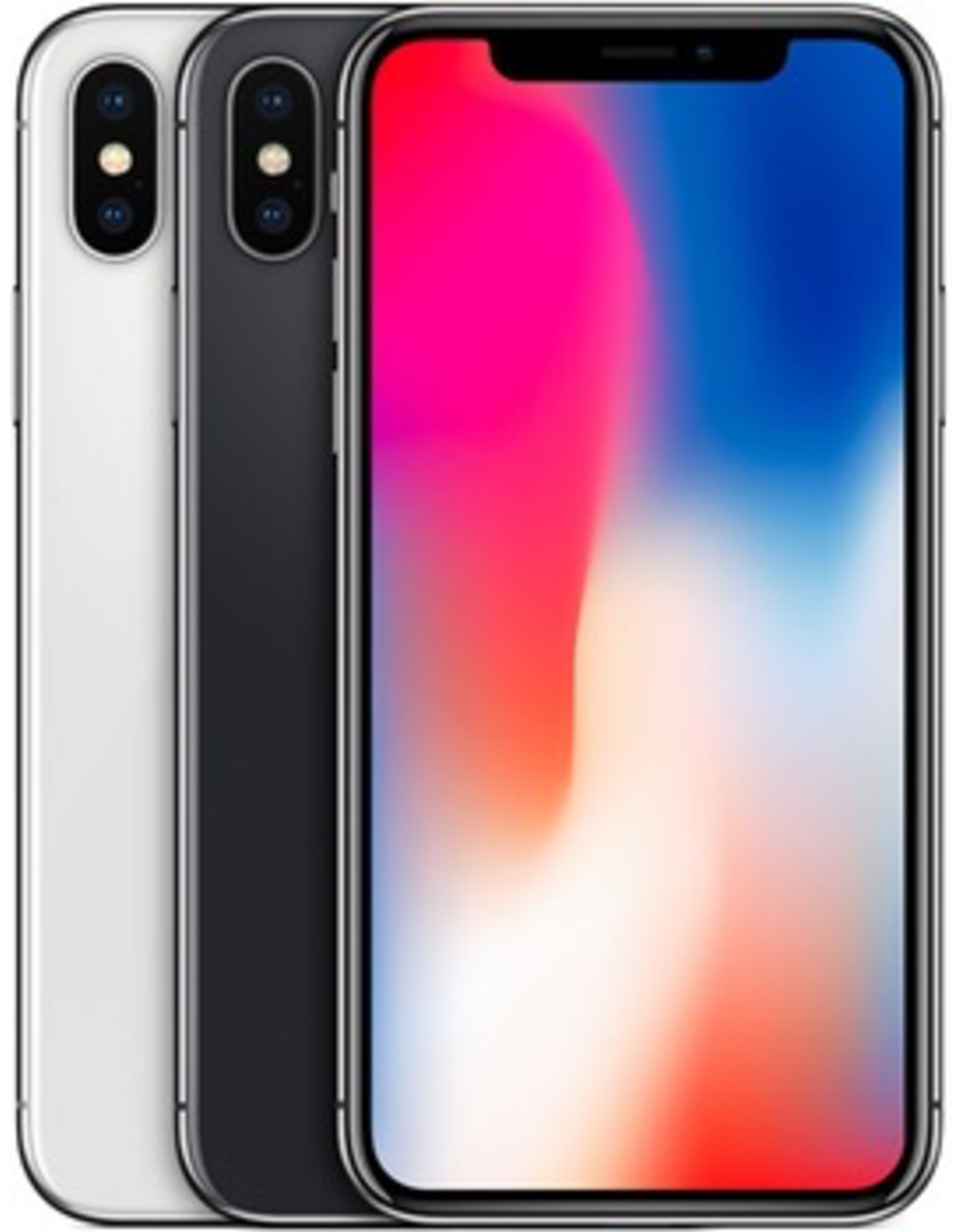 Apple iPhone X 64GB Space Gray GSM CI/AR - PreOwned - 30 Day Exchange